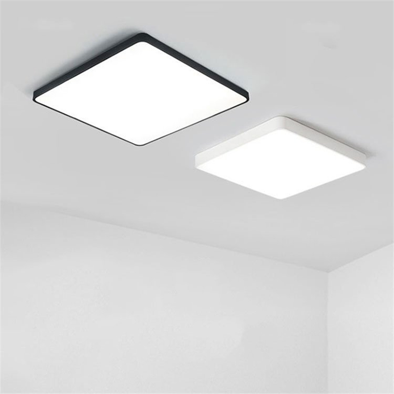 Modern led Square ceiling lights for Living room Bedroom Kitchen luminaria led ultra-thin 5CM hall luminaria led ceiling lamp homelover modern led ceiling lights for living room bedroom kitchen luminaria led ultra thin hall luminaria led ceiling lamp