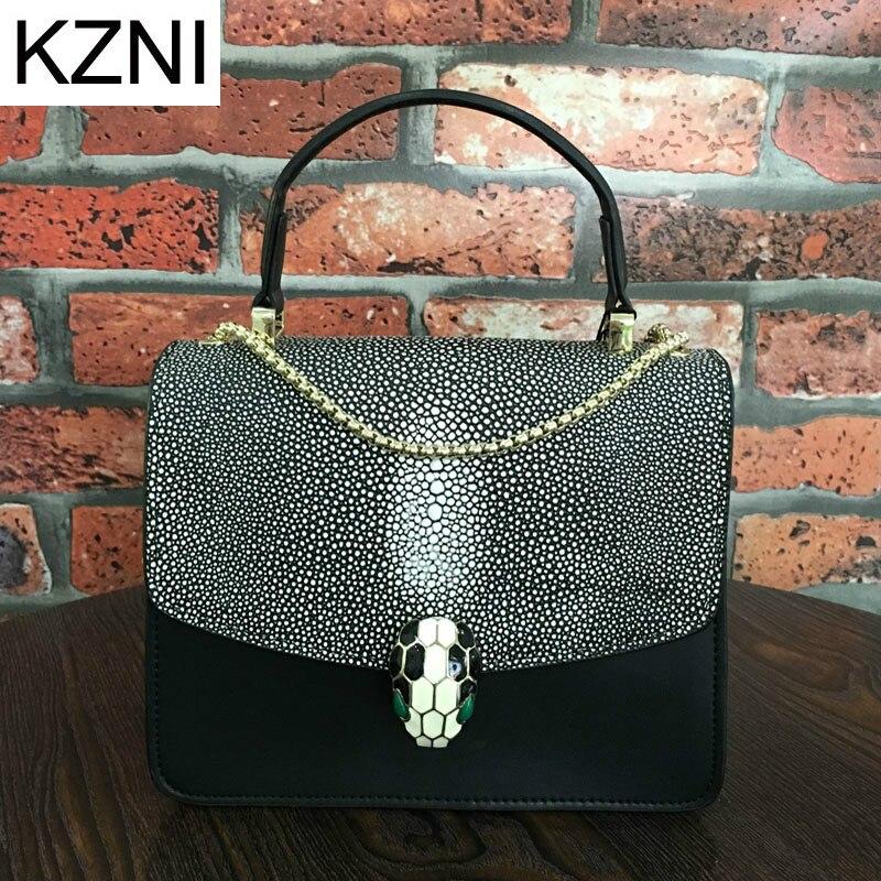 KZNI luxury handbags women bags designer casual  crossbody bags for women bolsas femininas bolsas de marcas famosas L010335