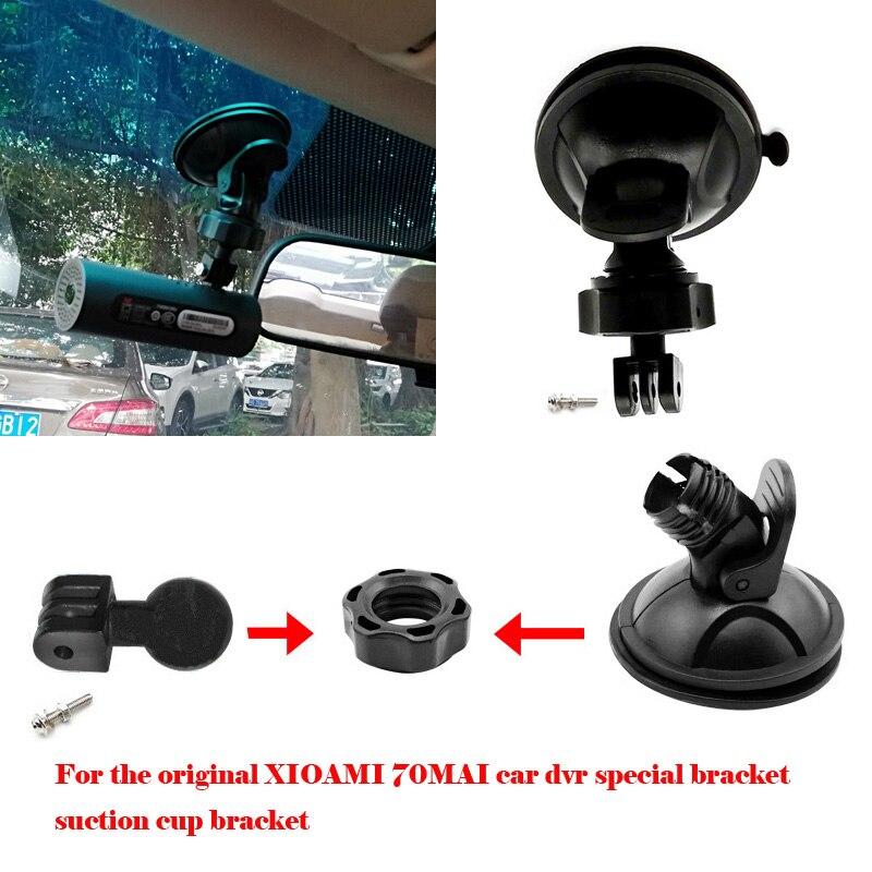 Dash Cam espejo Kit de montaje para 70mai Dash Cam Ventosa de 70MAI Cámara Dvr de coche para XIAOMI70MAI Dvr ventosa soporte