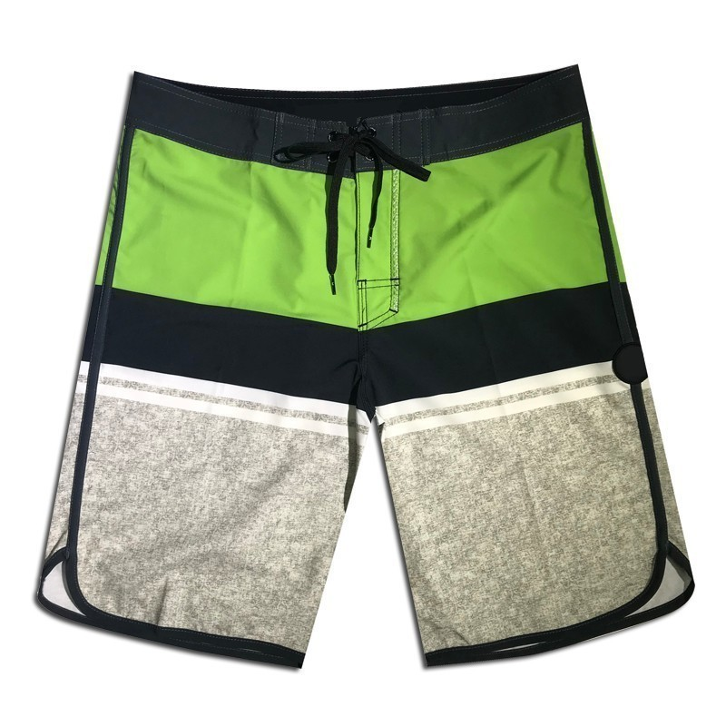2019 Summer New Brand Phantom   Board     Shorts   Mens Quick Dry Beach   Shorts   Elastic Surfing Fitness Gym   Shorts   Spandex Boardshorts