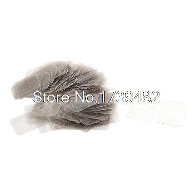 200Pcs 20mmx25mmx0.09mm Mica Insulator Sheet Replacement