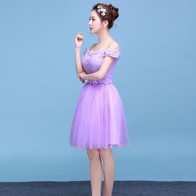 Popular Short Lavender Prom Dresses-Buy Cheap Short Lavender Prom ...