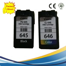 PG645 PG 645 PG-645 CL-646 CL646 CL 646 картриджи с чернилами восстановленные Pixma MG2460 MG2560 MG2960 MG2965 MG 2460
