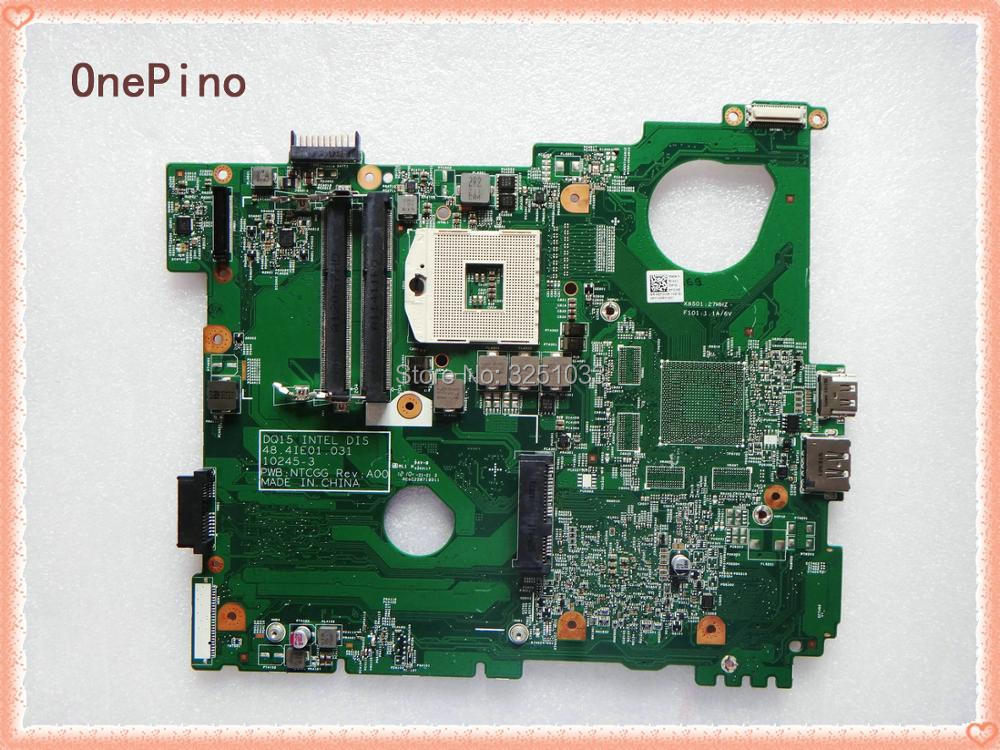 48.4IE01.031 Notebook for Dell Inspiron 15R N5110 Motherboard 8FDW5 08FDW5 VVN1W 0VVN1W Motherboard HM67 DDR3 настенное бра eurosvet 3600 3600 5 золото прозрачный хрусталь strotski