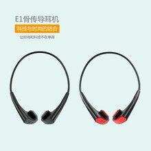 KaRue Fones De Ouvido de Condução Óssea Fone De Ouvido Sem Fio Fone de Ouvido Bluetooth com Microfone À Prova D' Água Esportes Ao Ar Livre