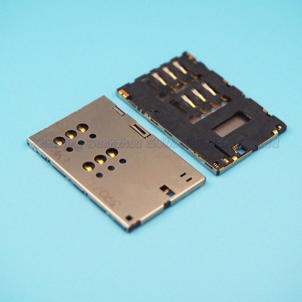 Speicherkarten Hingebungsvoll 2 Stücke Ursprüngliche Neue Sim-kartenhalter Für Sony Ericsson X5 St25i St25 Sim-kartensteck Kostenloser Versand üBerlegene Leistung Videospiele