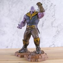 Kotobukiya Avengers Infinity War ARTFX+ Thanos Action Figure Toy Brinquedos Figurals Collection Model Gift
