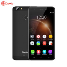 Gretel A6 4G Phablet 5.5 inch Android 6.0 MTK6737 Quad Core 1.3GHz 2GB RAM 16GB ROM Fingerprint Sensor 13.0MP Rear Camera Phone