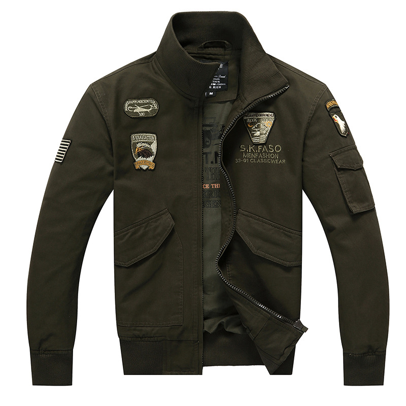 Popular Military Style Jackets for Men-Buy Cheap Military Style ...