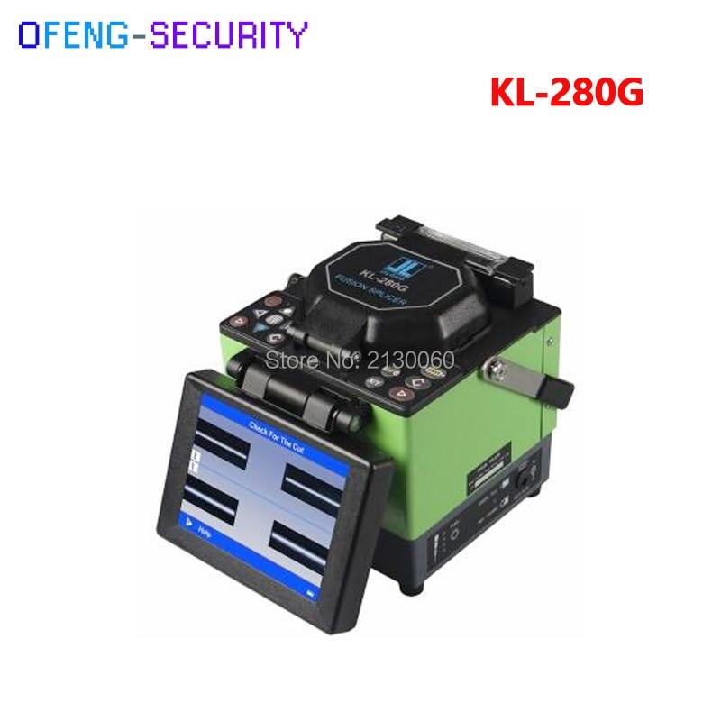 Core-Core & Clad - Clad Alignment Fusion Splicer KL-280G