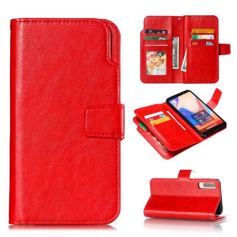HTB18J.4JrvpK1RjSZFqq6AXUVXad Wallet A90 A80 A70 A60 A50 S A40 A30 A20 E Flip Cover Leather Case For Samsung Galaxy A5 A7 2017 A6 A8 Plus 2018 Phone Coque Bag