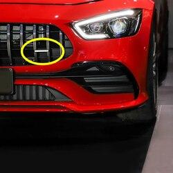 1-10 Stuks Voor Amg Logo Grills Badge 3D Sticker Voor Mercedes Benz Gt 50 53 63 S R C 4 Matic Insignia Auto Styling Accessoires