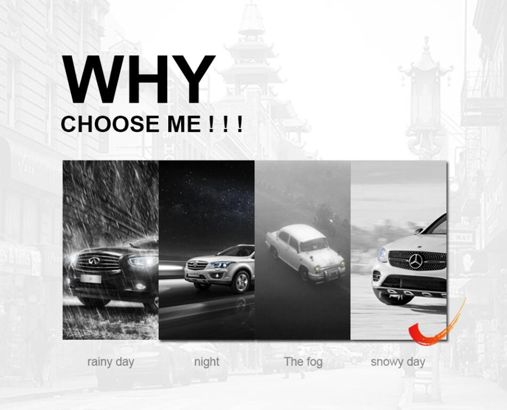why choose me