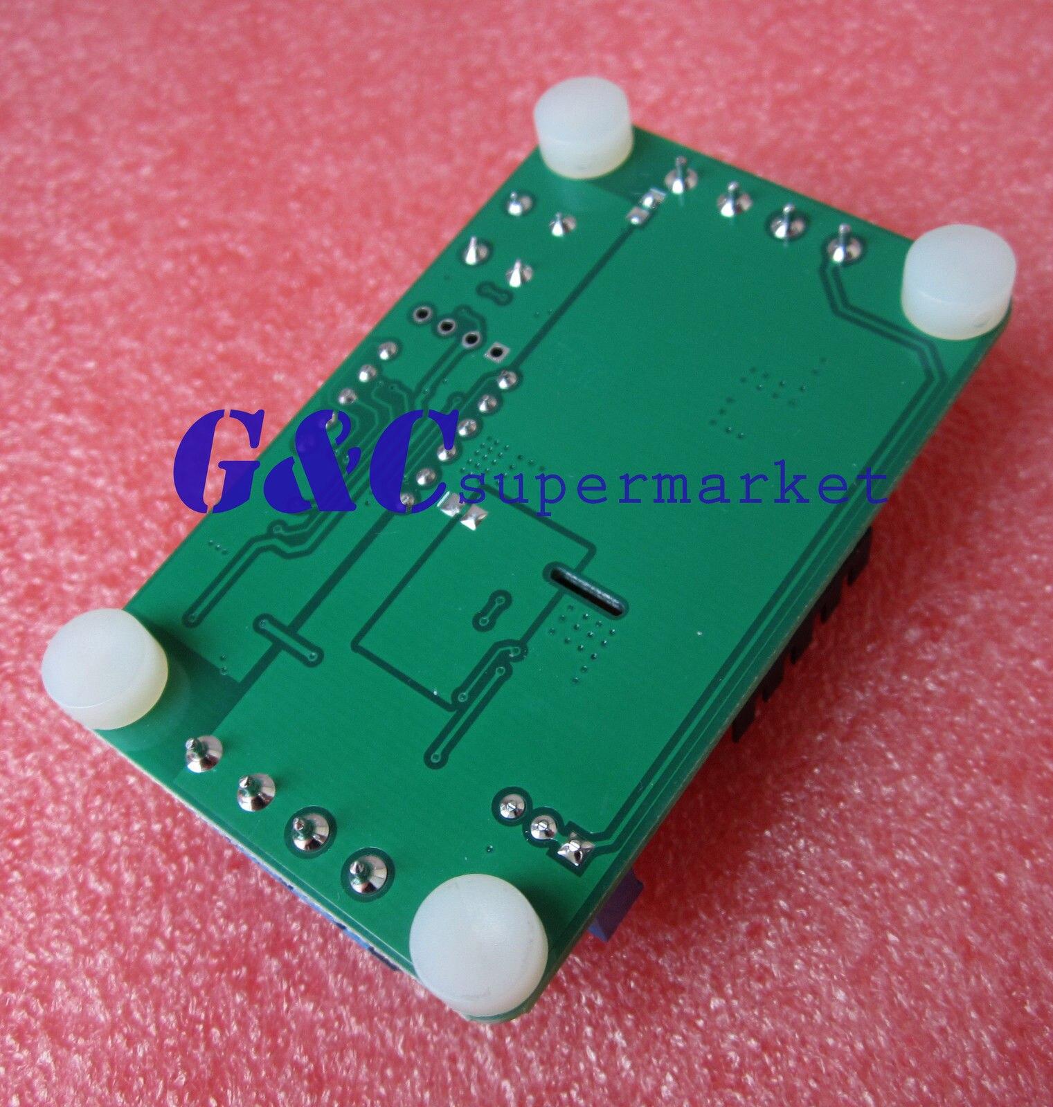 100w 6a Dc Power Source Step Up Converter Ltc1871 35v 30v 5v To 12v Adjustable Converters Red Led Voltmeter In Integrated Circuits From