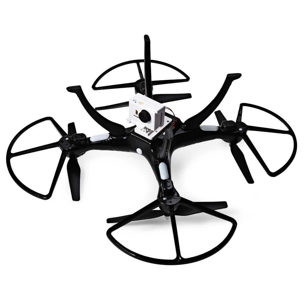 Huanqi 899B RC Drone 2.4G 4CH 6 axes Gyro RC quadrirotor RTF Mode d'altitude de maintien vs SYMA X5HC/X8C/X8W/X8G pour enfants cadeaux - 4