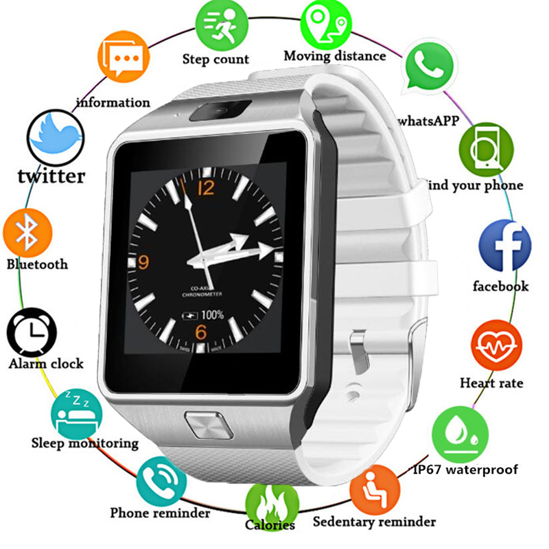 2019 New 3G WIFI QW09 Android Smart Watch 512MB/4GB Bluetooth 4.0 Real-Pedometer SIM Card Call Anti-lost Smartwatch PK DZ09 GT082019 New 3G WIFI QW09 Android Smart Watch 512MB/4GB Bluetooth 4.0 Real-Pedometer SIM Card Call Anti-lost Smartwatch PK DZ09 GT08