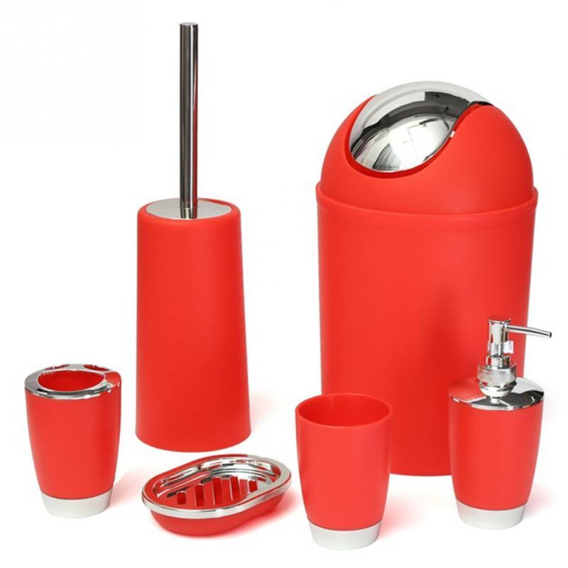 Aliexpresscom  Buy PcsSet Bathroom Necessities Toothbrush - Red bathroom accessories sets