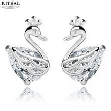 Kiteal модный новый фирменный дизайн роскошные женские серьги