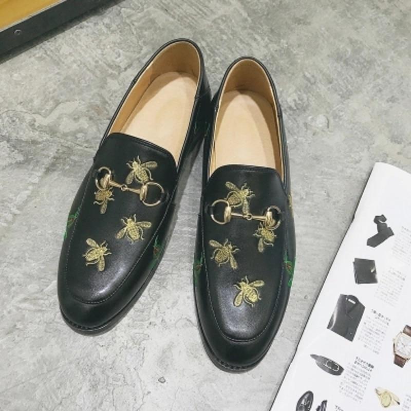 Sauvage La Hommes Social Marée jaune Noir argent Peas Chaussures Casual or Respirant Petites De Un bleu Cheveux Coréenne Styliste Britannique Pointu Version Pied ZdIw0qxp0