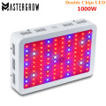 DIAMOND II 1000W Double Chips LED Grow Light Full Spectrum 410-730nm For Indoor Plants and Flower Phrase with Very High Yield