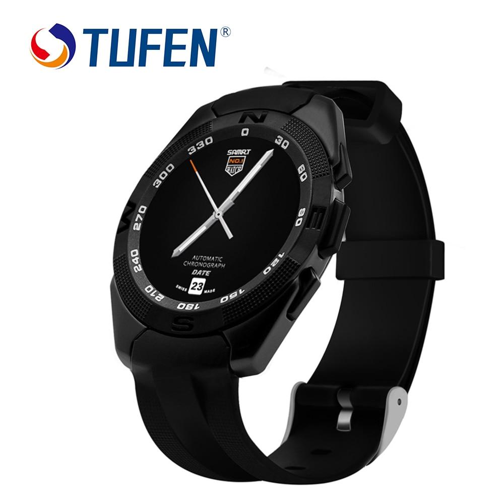 Original NO 1 G5 font b Smart b font Watch MTK2502 Heart Rate Monitor Fitness Tracker