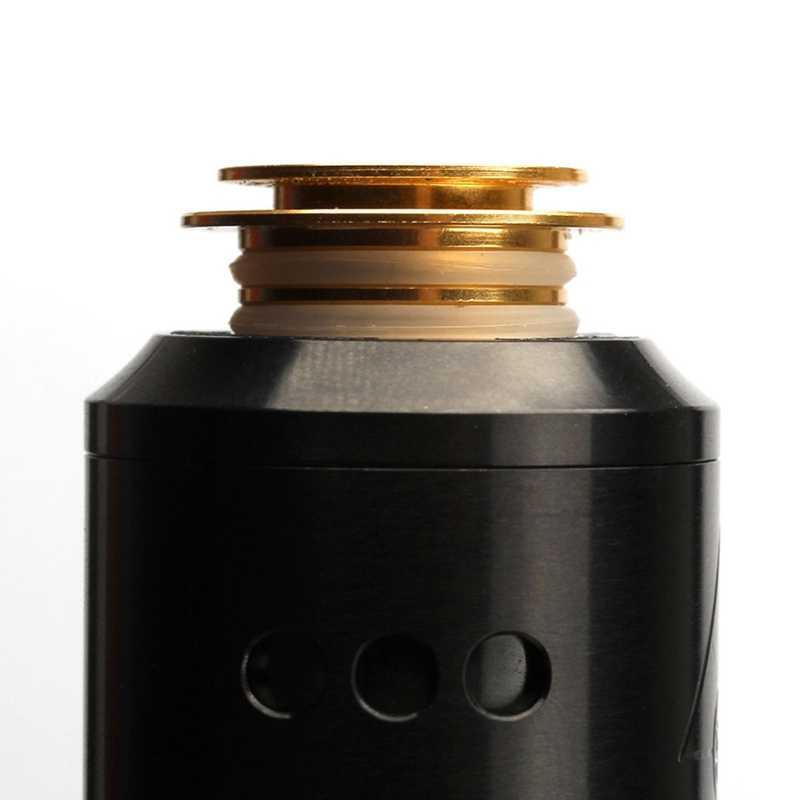 סליל אב אלומיניום 810 כדי 510 ממיר עבור שופר Vape מתאם גוף קירור עבור V8/V12/קנדי 24 /כלב משוגע E סיגריה