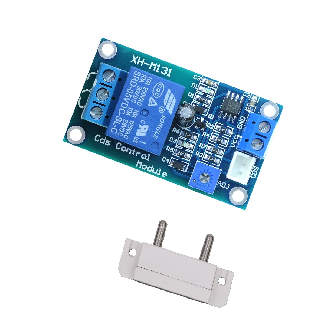 12V Relay Module Water Leakage Control Module With Water Leak Sensor For Water Leakage Alarm