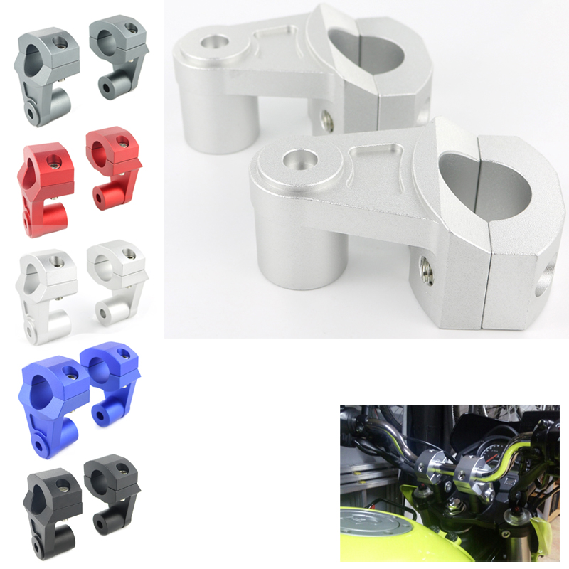 28mm Motorcycle CNC Aluminum Handle Bar HandleBar Risers Fit For KTM 790 DUKE 2018 UP блузка quelle baon 1007733