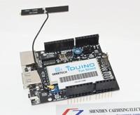 Linux, WiFi, Ethernet, USB, All in one Yun Shield Compatible with Arduino Leonardo, UNO, Mega2560, Duemilanove
