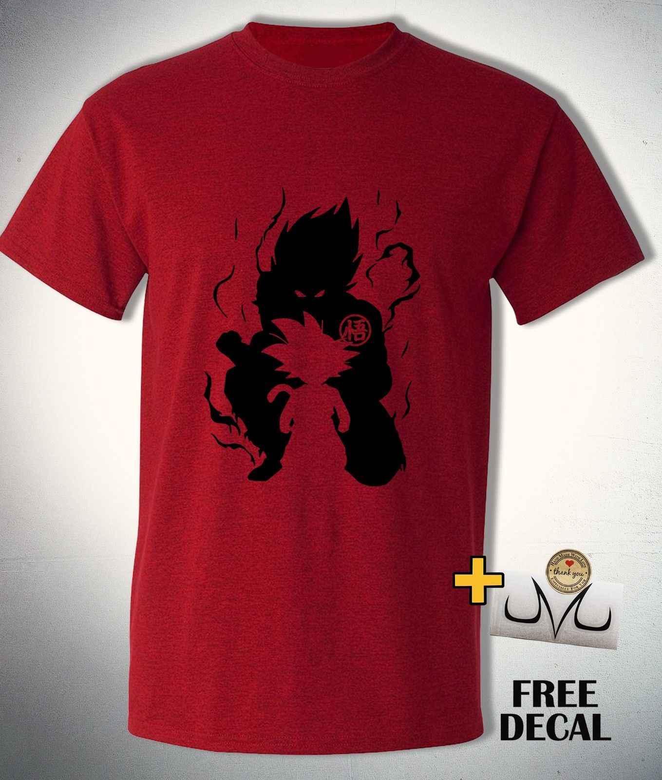 DBZ SSJ футболка Goku для детей и взрослых Супер Саян Гоку Evolution Dragon Ball Z аниме футболка Бесплатная доставка Harajuku топы Футболка Мода