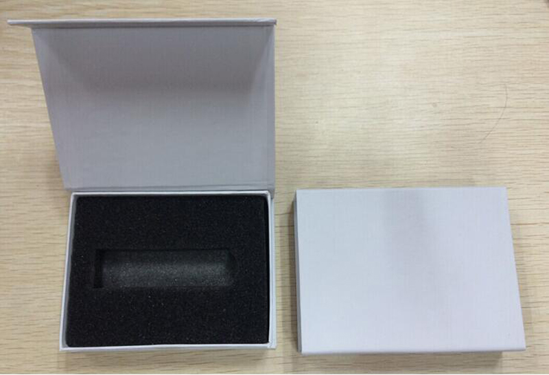 5 PCS No Logo Evaginable Paper Packaging with gift box gift packaging box Rectangular gift box Size 110x85x25MM