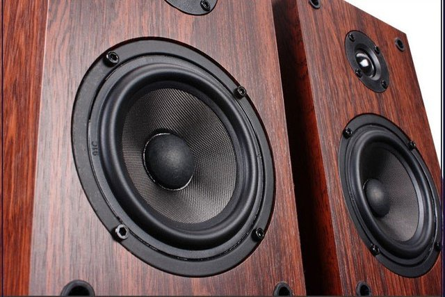 Three N20G's 10th anniversary edition collection multimedia computer speakers 2.0 subwoofer active woodiness sound