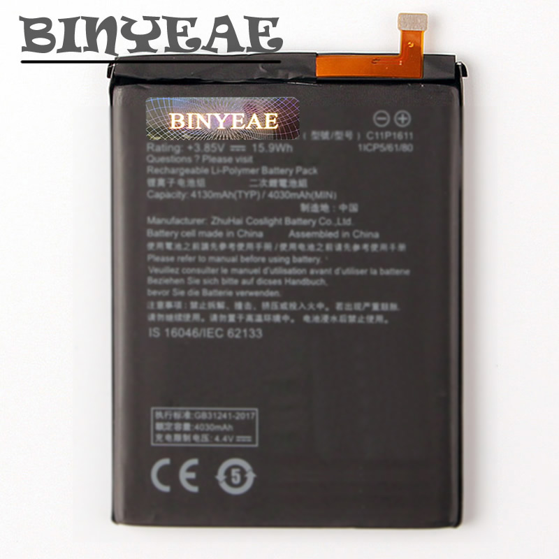BINYEAE High quality 3 8V 2200mAh Li3822T43P3h736044 Battery