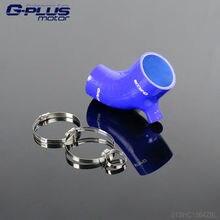 Silicone Post MAF Intake Hose For MAZDA Mazdaspeed3 Mazdaspeed6 2.3L 06-12