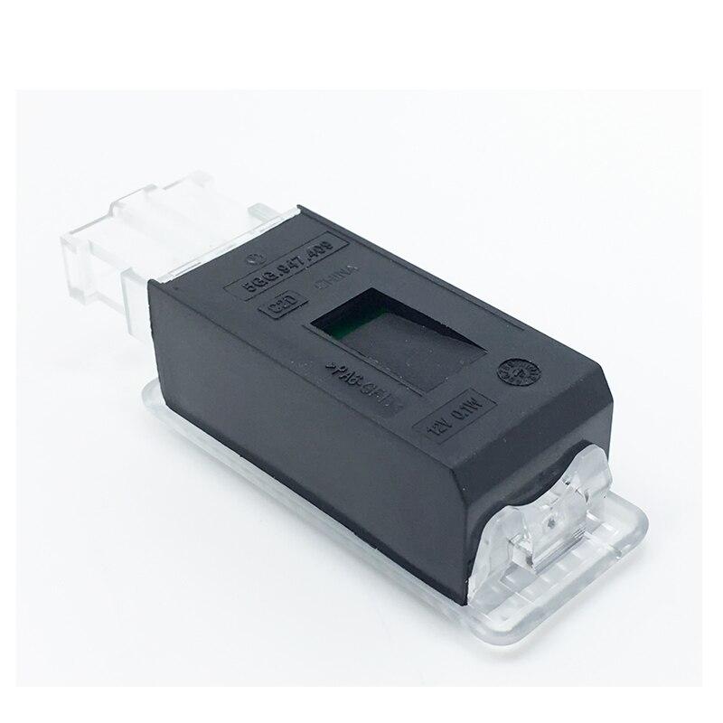 2Pcs OEM Original LED Footwell Light For Golf 6 Golf 7 Jetta MK5 MK6 Tiguan Passat B6 5GG 947 409 5GG947409 5G0 947 409