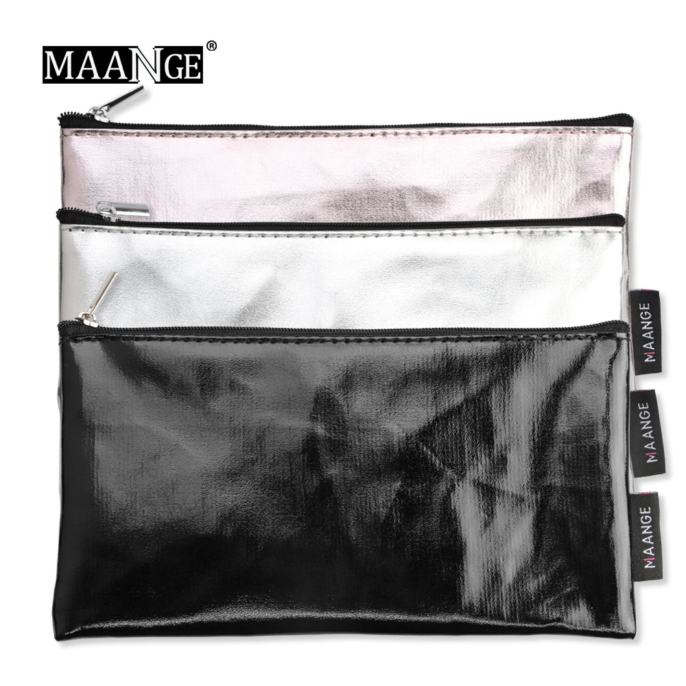 Image 5 - MAANGE 1Pcs Makeup Brushes Case Empty Portable Holder Organizer Pouch Pocket Cosmetic Brush Beauty Bag Makeup Tools Brush Holder-in Eye Shadow Applicator from Beauty & Health