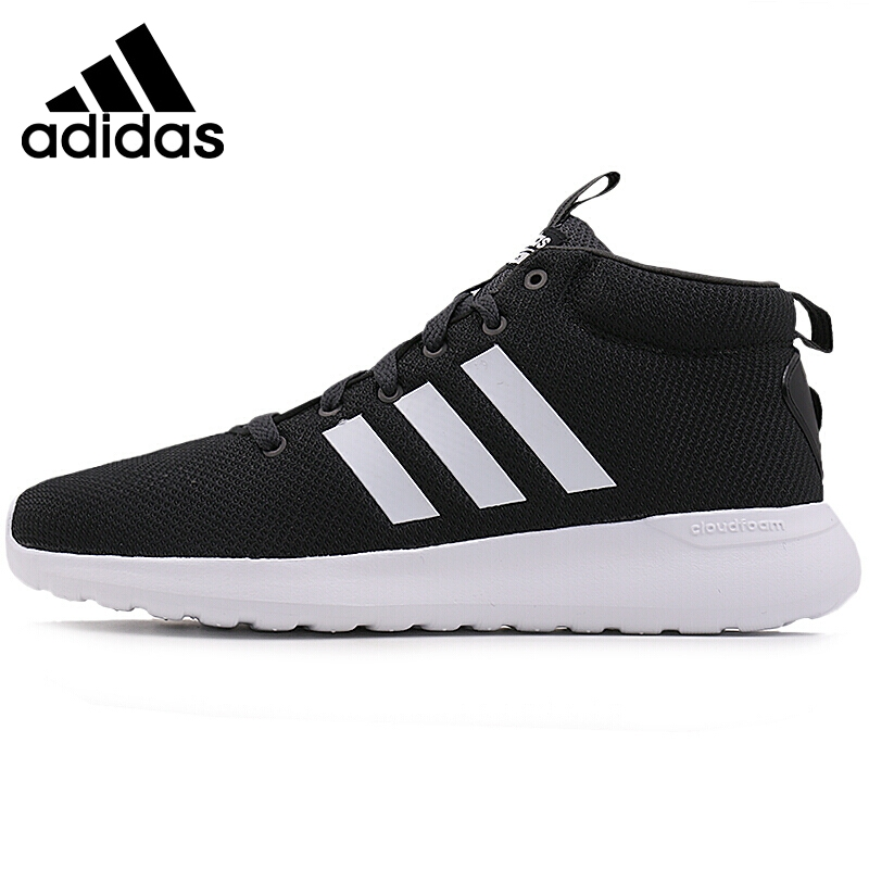Original New Arrival 2017 Adidas NEO Label CF LITE RACER MID Men's Skateboarding Shoes Sneakers original adidas neo label v racer tm ii tape men s skateboarding shoes sneakers