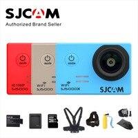 Original SJCAM SJ5000 Series SJ5000 SJ5000 WIFI Sj5000x Elite Edition 4K Gyro Notavek Sport Action Camera