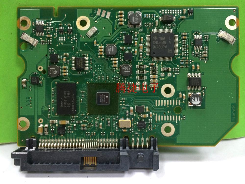 Hard Drive Parts PCB Logic Board Printed Circuit Board 100640558 For Seagate 3.5 SAS Server Hdd Data Recovery Repair