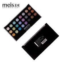 MEIS Brand eyeshadow palette makeup Professional make up Eye shadow 24 Colors eyeshadow Palette Beauty eye
