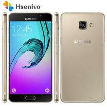 "100% freigesetzte Ursprüngliche Samsung Galaxy A5 A5100 Octa-core 2G RAM 16G ROM 5,2 ""Android 5.1 Dual SIM 13.0MP 4G LTE mobilen handys"