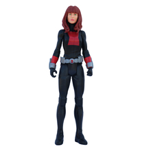 2017 Black Widow PVC action figure  the Avengers figures agent venom toy doll baby   Emitting Shield  Marvel  classic toy