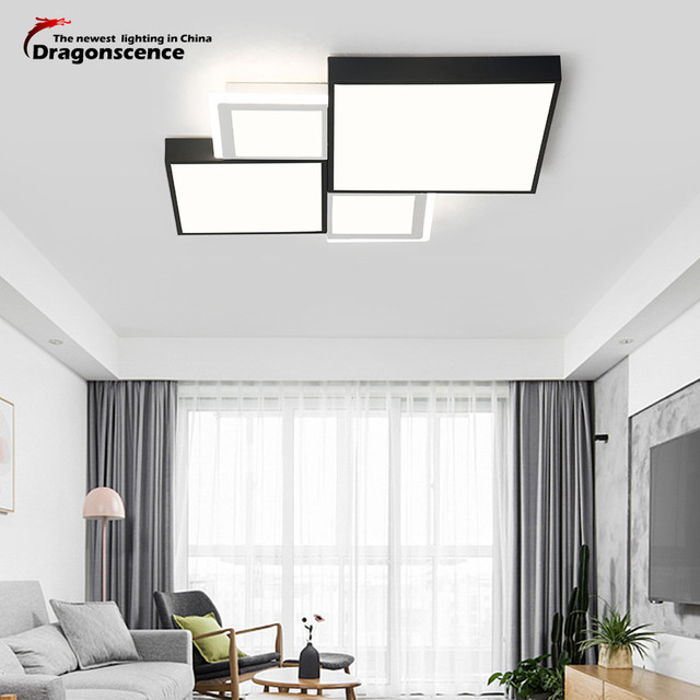 Dragonscence Contemporary LED ceiling chandeliers ceiling lamps for ...