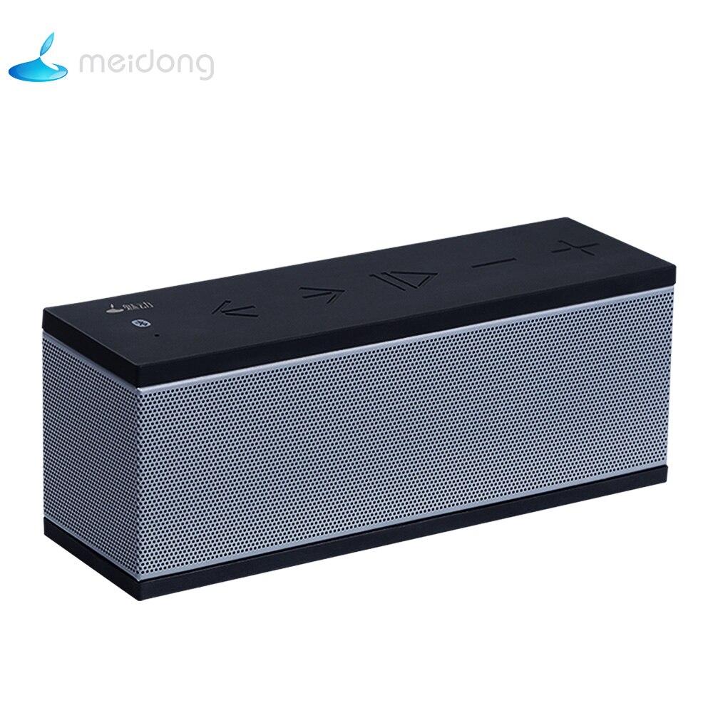 Meidong QQ 8W Mini Stereo Bluetooth Speaker Portable