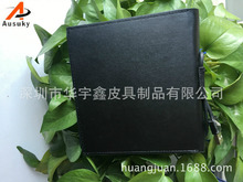 A Ausuky Portable 1 Disc Capacity DVD CD Case for Controller Car Media Storage CD Bag -30