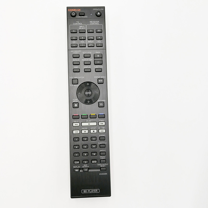 new original remote control VXX3385 for pioneer BDP-LX54 BDP-LX55 LX53 LX52 Blu ray DVD player original new vnp1713 for pioneer dvd laser lens vnp1713 a vxx2653 vxx2658 dv s5d s6d s10a