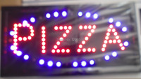 LED Pizza Shop SIGN On Off Switch Light Neon