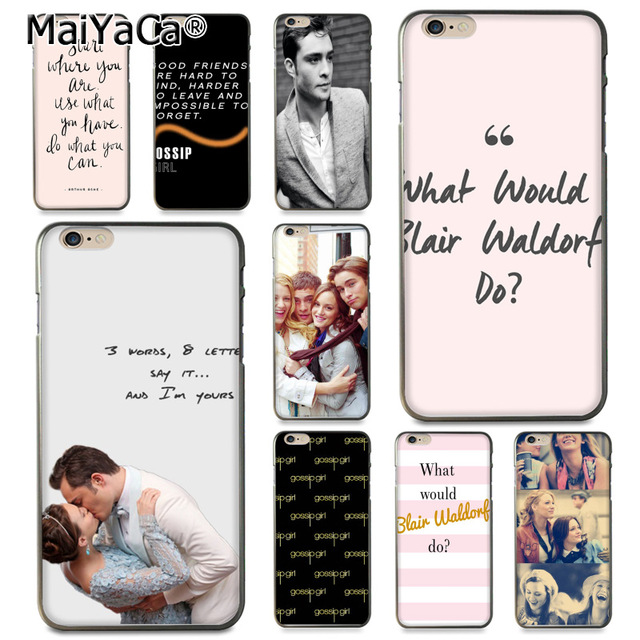 coque gossip girl iphone 8