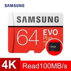 Image 5 - SAMSUNG carte mémoire micro sd EVO Plus, classe 10, étanche, pour téléphone intelligent, 32 go/64 go/128 go/256 go/512 go, TF