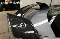 top quality all real Carbon fiber Car Rear Trunk Spoiler For Subaru BRZ and TOYOTA GT86 FT86 ZN6